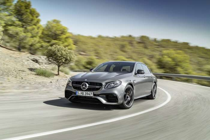 Mercedes AMG E 63 4MATIC+