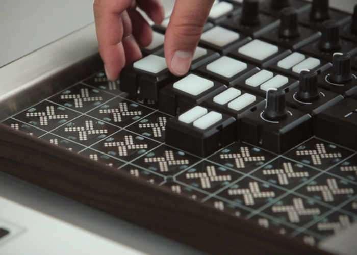 Mine Modular DJ Controller