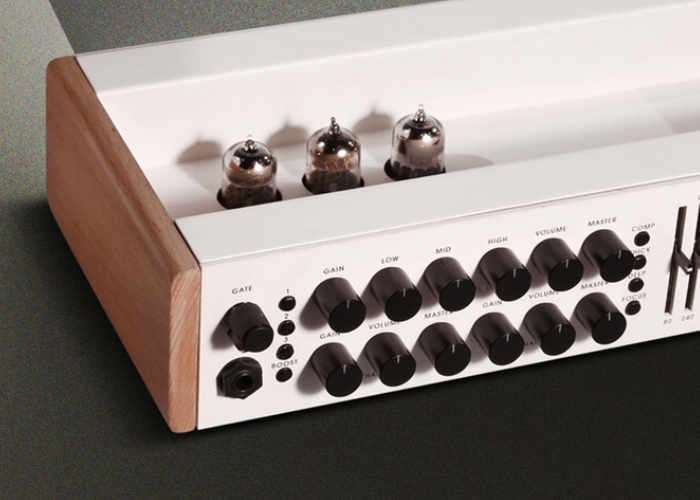 Mini 200 Watts Guitar Amplifier
