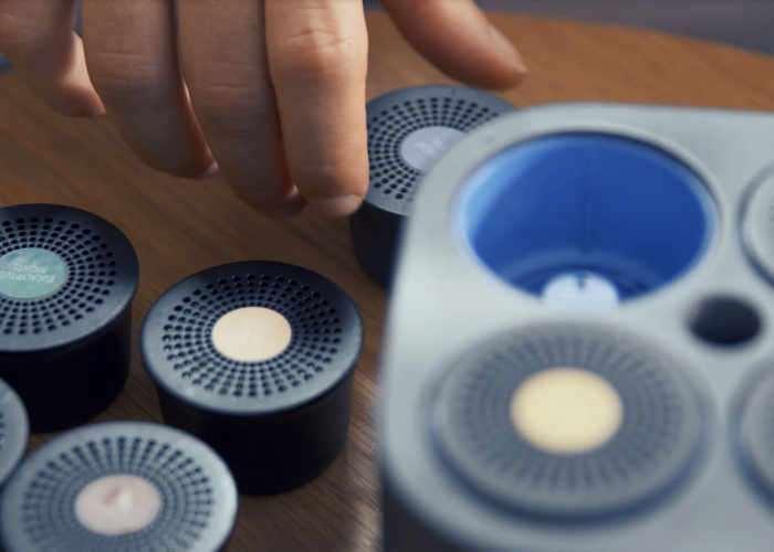 Moodo Smart Home Fragrance Box