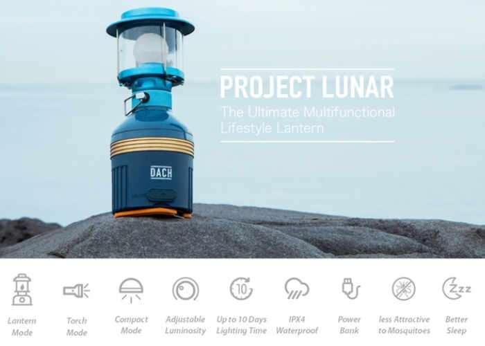 Multifunctional Lantern