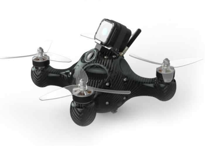 NIMBUS Monocoque Racing Drone