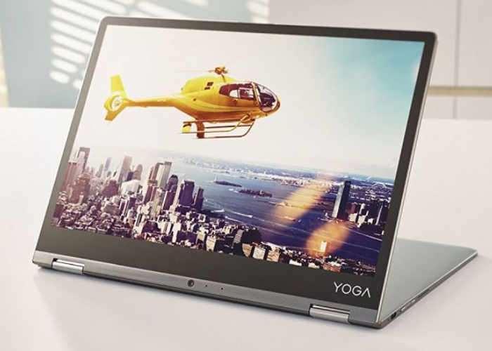 New Lenovo Yoga Book
