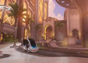 New Oasis Overwatch Map Now Available To Play (video)