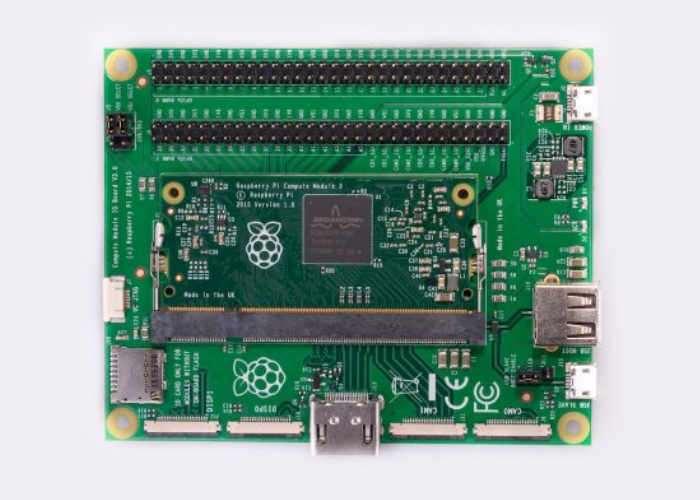 New Raspberry Pi Compute Module 3