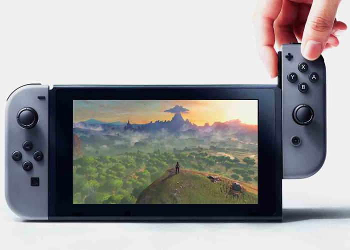 Nintendo Switch Console Will Support 2TB Micro SDXC Memory Cards