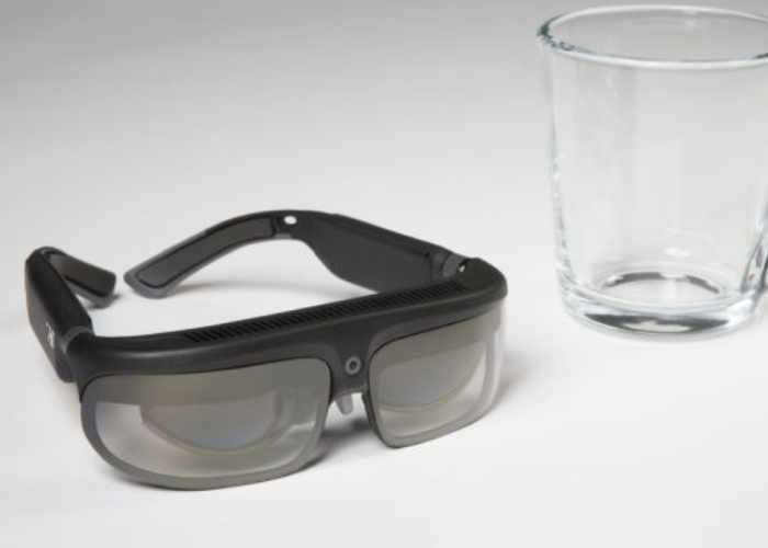 odg augmented reality glasses powered by snapdragon 835