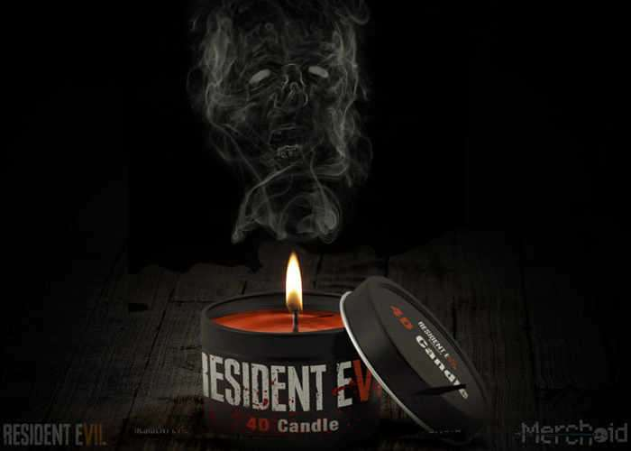 Official Resident Evil 7 4D VR Candle