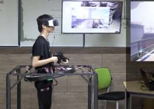 Students Create Awesome Overwatch Virtual Reality System (video)