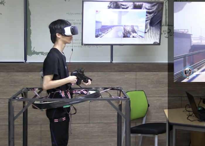 Overwatch Virtual Reality
