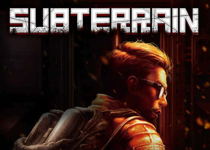 PS4 Subterrain Survival Game