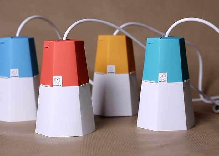 Packajing Series Paper Folded Range