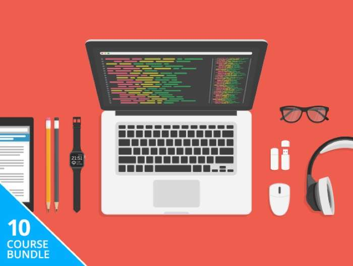 Pay What You Want Learn to Code 2017 Bundle