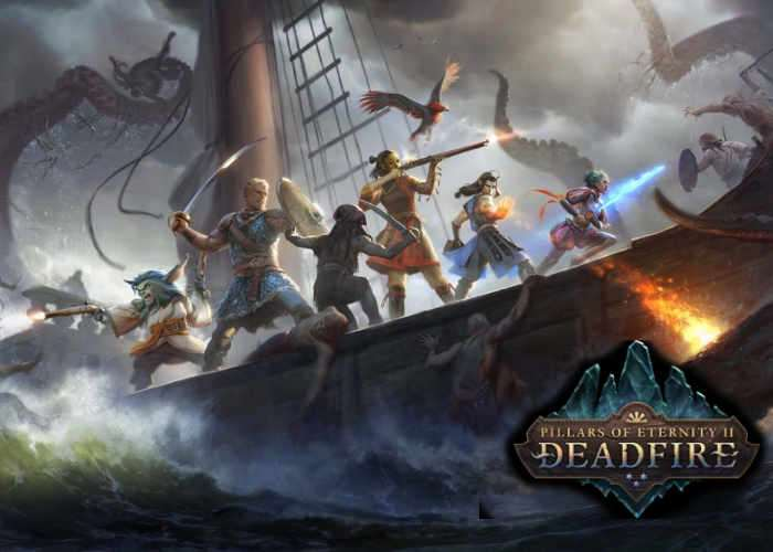 Pillars Of Eternity II Deadfire