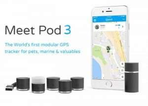 Pod 3 Modular GPS Tracker Hits Kickstarter (video)