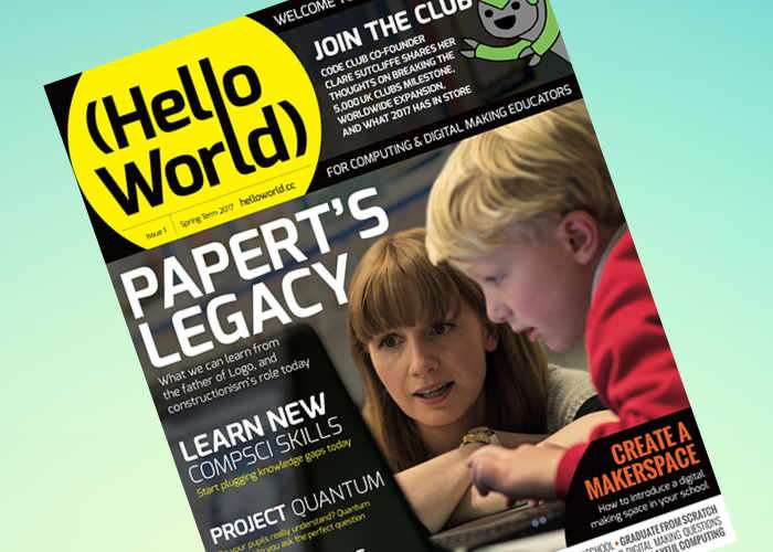 Raspberry Pi Foundation Launches New Magazine Hello World