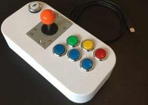 Raspberry Pi Powered DIY Arcade Joystick