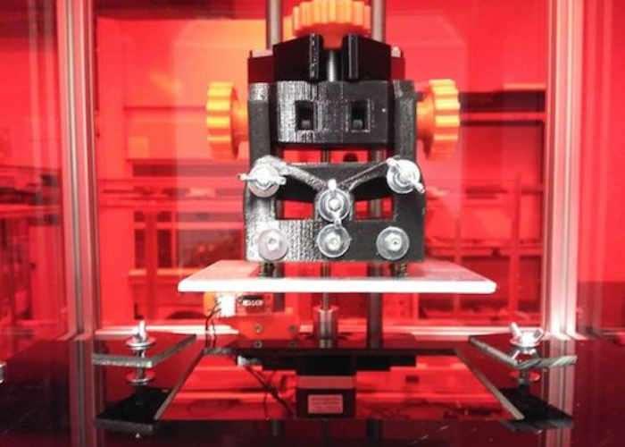 RepRap Algarve 3D Printer