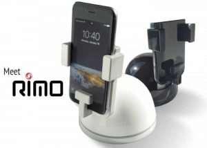 Rimo Remote Controlled Smartphone Camera Mount (video)