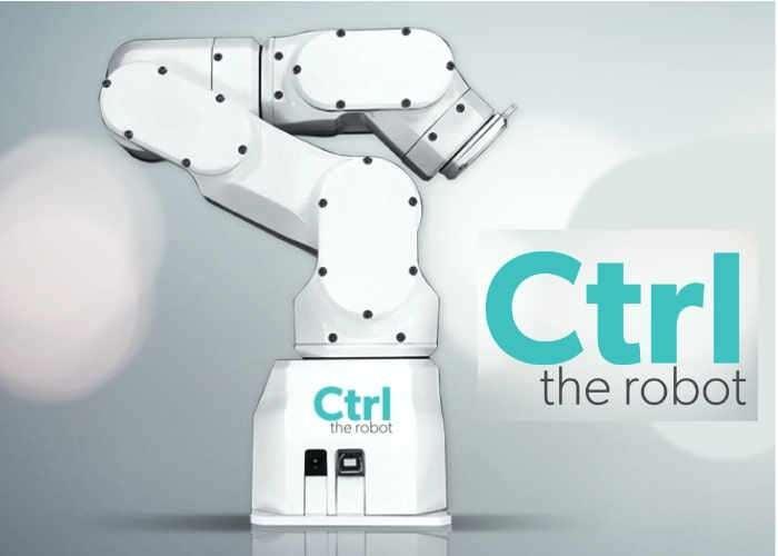 CTRL The Robotic Arm