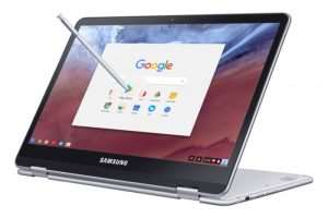 Samsung Chromebook Plus and Chromebook Pro Announced