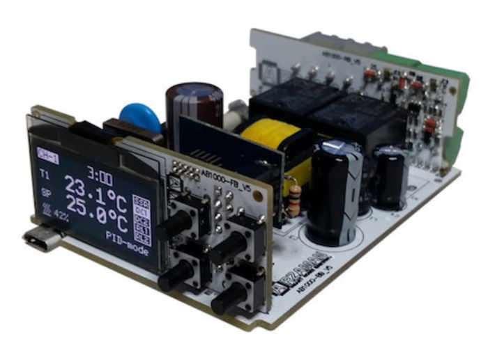 SmartPID Smart Temperature and Process Controller