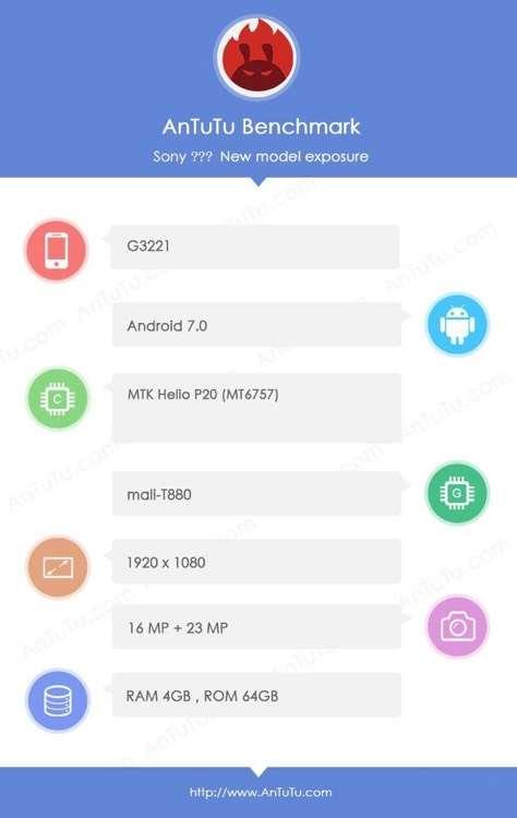 Sony G3221