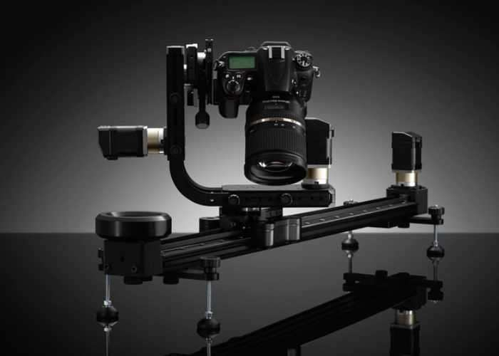 Starslider 3 Axis Smart And Modular Camera Motion System