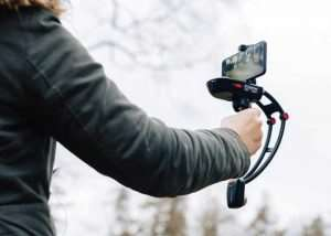 Steadicam Volt Smartphone Stabiliser From $139 (video)
