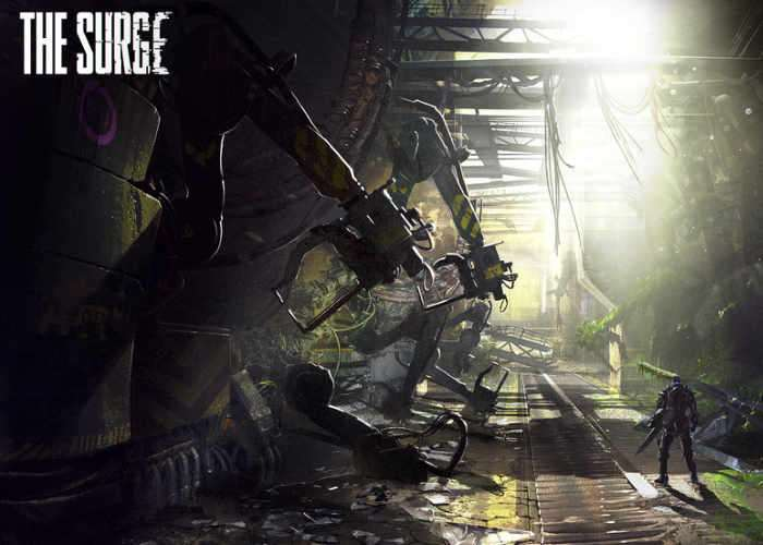 Surge PS4