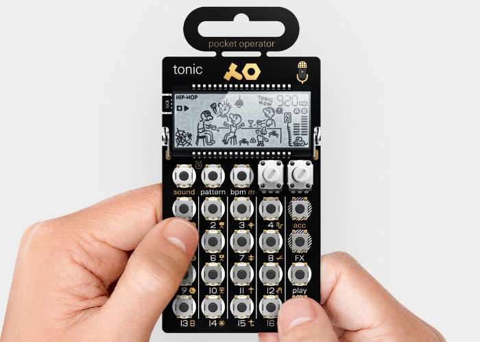 Teenage Engineering PO-32 Pocket Synthesiser