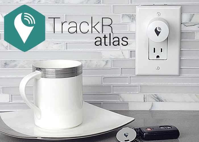 TrackR Atlas Indoor Home Tracking And Location System