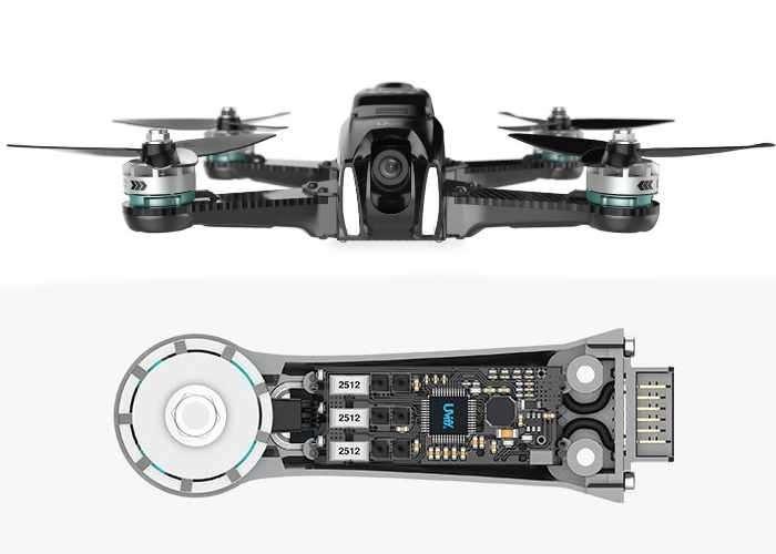 UVify Draco Quad Racing Drone