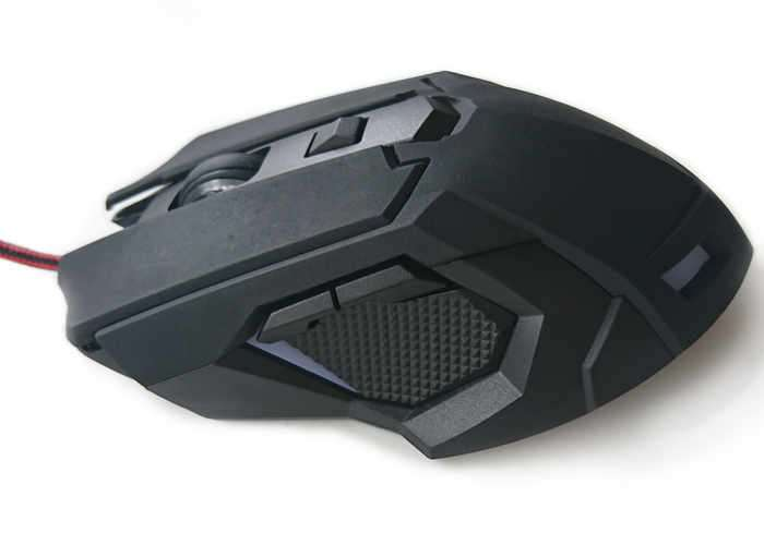 Unique Gaming Mouse With Electric Impulses