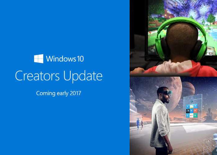 Windows 10 Creators Update 2017