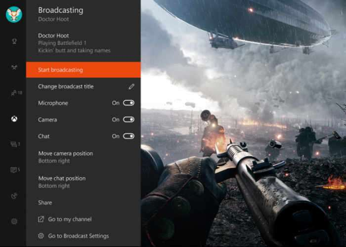 Windows 10 Game Mode, Beam Streaming Explained By Major Nelson (video)