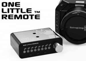 Blackmagic Micro Wireless Camera Remote Control Hits Kickstarter (video)