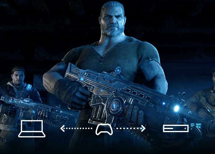 Xbox One vs PC Cross Play Now Enabled For Gears of War 4