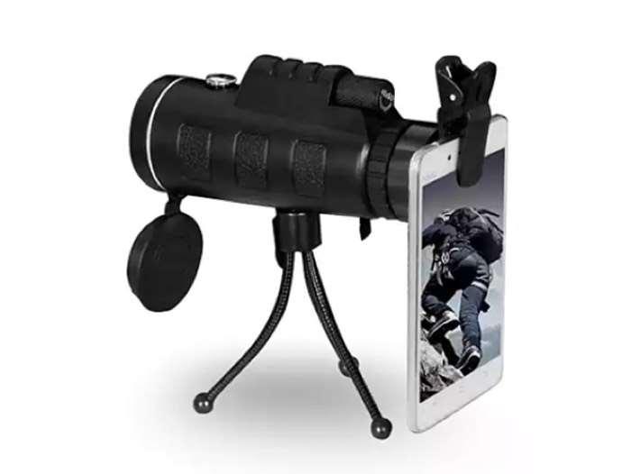Zoomable 60X Monocular