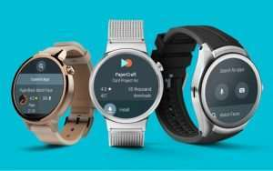Android Wear 2.0 To Launch Next Month