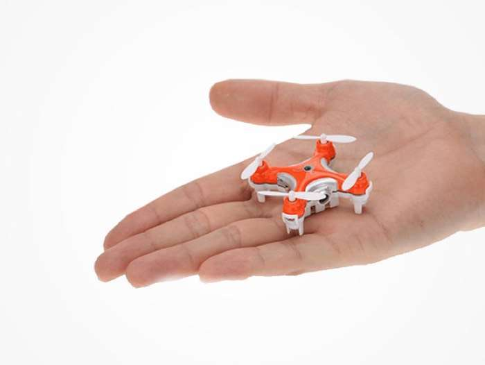 Reminder: World's Smallest Camera Drone + 2GB Micro SD Card, Save 46%
