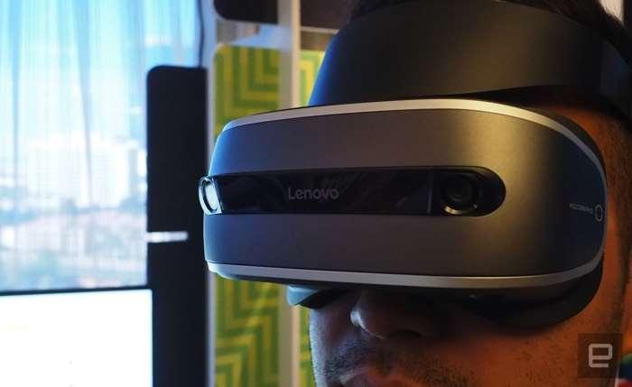 Lenovo VR Headset