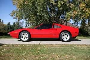 Magnum P.I. Ferrari is Up for Sale