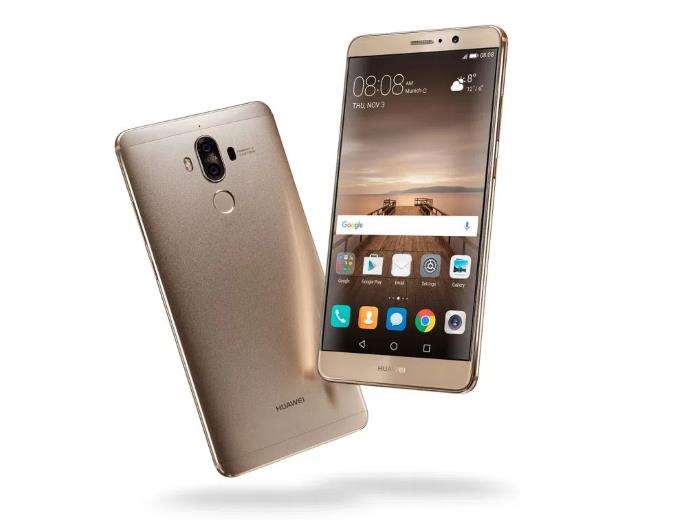 Huawei Mate 9 Launched In The Philippines
