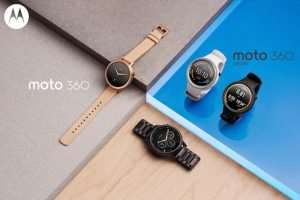 Second-Gen Moto 360 Is Removed From Google Store