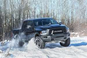 Ram 1500 Rebel Black comes in All Colors