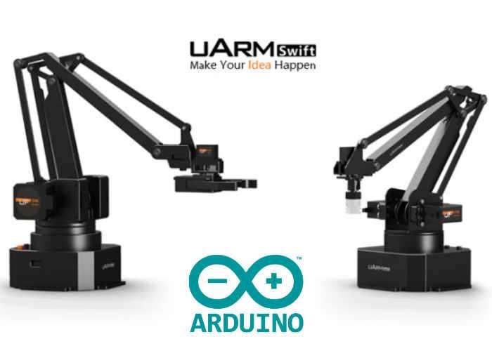 uArm Swift Arduino Powered Robotic Arm Hits Indiegogo