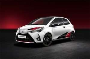 Toyota Teases Yaris WRC Hot Hatch for the Street