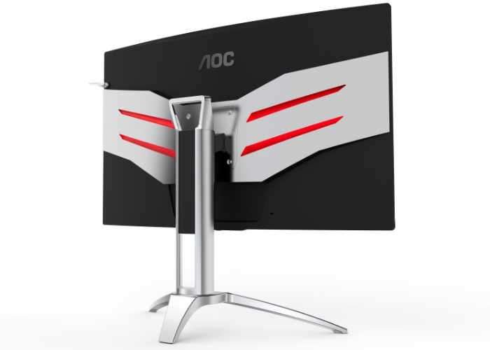 AOC AGON CX Curved Gaming Monitors-1