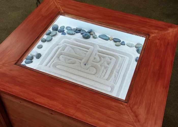 Arduino CNC Zen Garden Table